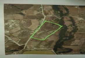Foto de terreno comercial en venta en  , chitejé de la cruz, amealco de bonfil, querétaro, 15828410 No. 01