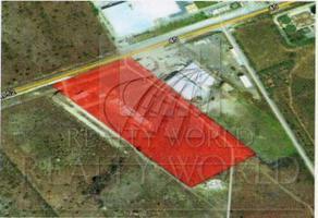 Foto de terreno comercial en venta en  , dulces nombres, pesquería, nuevo león, 17330524 No. 01