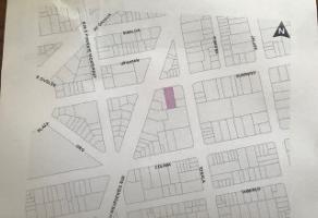 Foto de terreno industrial en venta en durango 168, roma norte, cuauhtémoc, df / cdmx, 7140872 No. 01