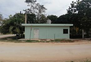 Foto de terreno habitacional en venta en durango norte 221 , calderitas, othón p. blanco, quintana roo, 0 No. 01