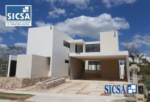 Foto de casa en venta en dzidzilche , jalapa, mérida, yucatán, 0 No. 01
