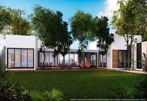 Foto de casa en venta en  , dzidzilché, mérida, yucatán, 6490089 No. 01