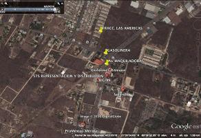Foto de terreno habitacional en renta en  , dzitya, mérida, yucatán, 11728486 No. 01