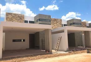 Foto de casa en venta en  , dzitya, mérida, yucatán, 15878461 No. 01