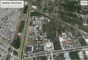 Foto de terreno industrial en venta en  , dzitya, mérida, yucatán, 0 No. 01