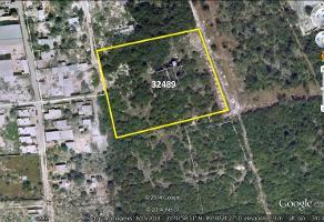 Foto de terreno comercial en venta en  , dzitya, mérida, yucatán, 6996721 No. 01