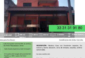 Foto de casa en venta en Las Juntitas, San Pedro Tlaquepaque, Jalisco, 20813119,  no 01