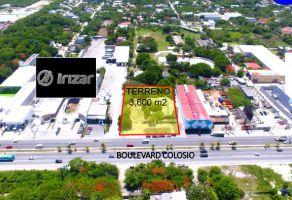 Foto de terreno comercial en venta en Alfredo V Bonfil, Benito Juárez, Quintana Roo, 18569881,  no 01