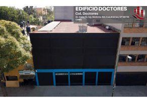 Foto de edificio en renta en Doctores, Cuauhtémoc, DF / CDMX, 16365313,  no 01