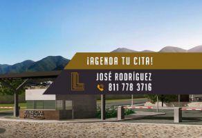 Foto de terreno habitacional en venta en El Uro, Monterrey, Nuevo León, 19791105,  no 01