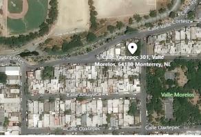 Foto de terreno habitacional en venta en Valle Morelos, Monterrey, Nuevo León, 22172910,  no 01
