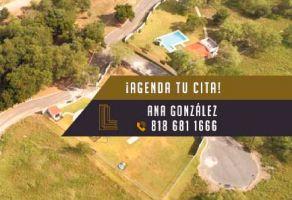 Foto de terreno habitacional en venta en Canoas, Montemorelos, Nuevo León, 21000675,  no 01