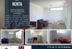 Foto de departamento en renta en Guadalupe Victoria, Coatzacoalcos, Veracruz de Ignacio de la Llave, 22353887,  no 01