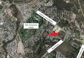 Foto de terreno habitacional en venta en Campestre Capellanía, Saltillo, Coahuila de Zaragoza, 20967093,  no 01