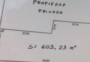 Foto de terreno habitacional en venta en San Rafael, Cuauhtémoc, DF / CDMX, 18966764,  no 01