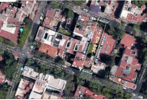 Foto de terreno habitacional en venta en San Miguel Chapultepec I Sección, Miguel Hidalgo, DF / CDMX, 14693584,  no 01