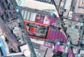Foto de terreno habitacional en venta en Industrial Vallejo, Azcapotzalco, Distrito Federal, 8361619,  no 01