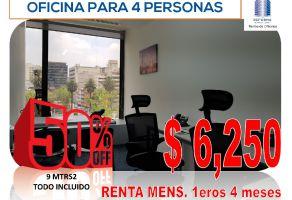 Foto de oficina en renta en Tabacalera, Cuauhtémoc, DF / CDMX, 17134489,  no 01