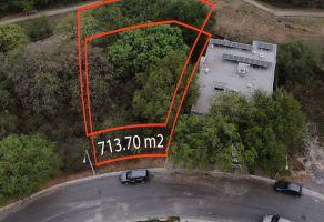 Foto de terreno habitacional en venta en Bosques del Vergel, Monterrey, Nuevo León, 14893993,  no 01