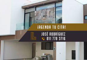Foto de casa en venta en La Joya Privada Residencial, Monterrey, Nuevo León, 19574405,  no 01