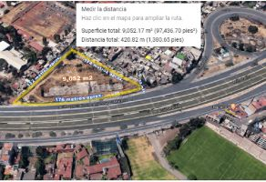Foto de terreno habitacional en venta en Cantera Puente de Piedra, Tlalpan, DF / CDMX, 14422967,  no 01