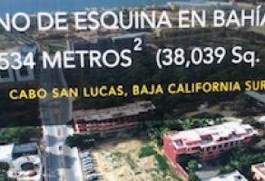 Foto de terreno habitacional en venta en Cumbres del Tezal, Los Cabos, Baja California Sur, 13758888,  no 01