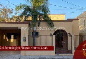 Foto de casa en venta en Tecnológico, Piedras Negras, Coahuila de Zaragoza, 17720588,  no 01