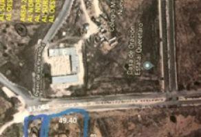 Foto de terreno comercial en venta en Los Olvera, Corregidora, Querétaro, 10253821,  no 01