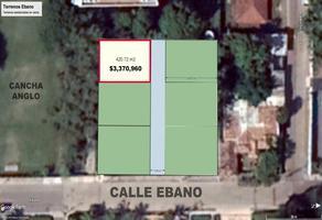 Foto de terreno habitacional en venta en ebano , petrolera, tampico, tamaulipas, 9785118 No. 01