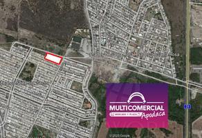 Foto de terreno habitacional en venta en  , ébanos v, apodaca, nuevo león, 12020951 No. 01