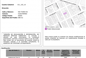 Foto de terreno habitacional en venta en Cuauhtémoc, Cuauhtémoc, Distrito Federal, 6011177,  no 01