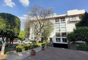 Foto de departamento en renta en Fortín de Chimalistac, Coyoacán, DF / CDMX, 15285333,  no 01