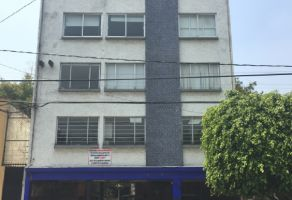 Foto de departamento en renta en Del Carmen, Coyoacán, DF / CDMX, 21977800,  no 01