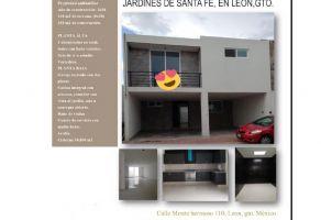 Foto de casa en venta en Santa Fe II, León, Guanajuato, 19473319,  no 01
