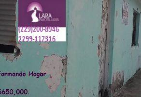 Foto de terreno habitacional en venta en Formando Hogar, Veracruz, Veracruz de Ignacio de la Llave, 8357961,  no 01