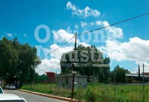 Foto de terreno habitacional en venta en  , ecatepec centro, ecatepec de morelos, méxico, 13933553 No. 01
