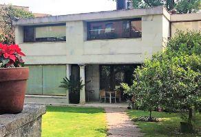 Foto de casa en venta en Tlacopac, Álvaro Obregón, DF / CDMX, 14692297,  no 01