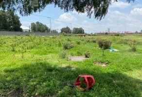 Foto de terreno habitacional en venta en San Pablo de las Salinas, Tultitlán, México, 21831778,  no 01