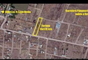Foto de terreno comercial en venta en Ladrilleros, Chihuahua, Chihuahua, 18717846,  no 01