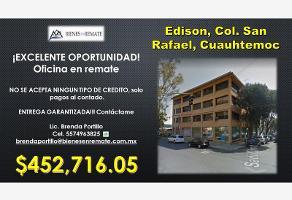 Foto de oficina en venta en edison 00, san rafael, cuauhtémoc, df / cdmx, 11921616 No. 01
