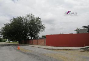 Foto de terreno habitacional en venta en  , eduardo a elizondo, allende, nuevo león, 0 No. 01