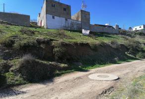 Foto de terreno habitacional en venta en eduardo yagues jarque , colinas de aragón, playas de rosarito, baja california, 19195026 No. 01
