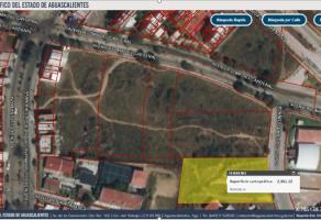 Foto de terreno comercial en venta en Cerro Alto, Aguascalientes, Aguascalientes, 20769551,  no 01