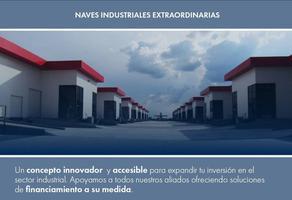 Foto de nave industrial en venta en eje 134 , zona industrial, san luis potosí, san luis potosí, 19317406 No. 01