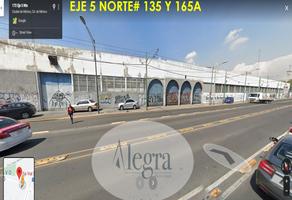 Foto de terreno habitacional en venta en eje 5 norte , villa gustavo a. madero, gustavo a. madero, df / cdmx, 18644852 No. 01