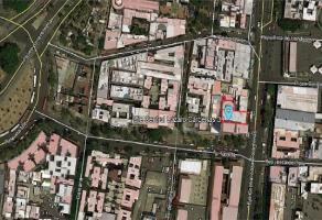 Foto de terreno industrial en venta en eje central lazaro cárdenas 50, cámara nacional de comercio de la ciudad de méxico, cuauhtémoc, df / cdmx, 0 No. 01