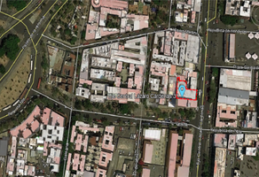 Foto de terreno habitacional en venta en eje central lazaro cardenas , guerrero, cuauhtémoc, df / cdmx, 17750312 No. 01