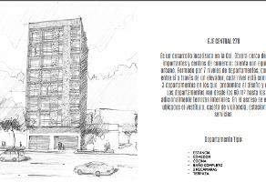 Foto de departamento en venta en eje central , obrera, cuauhtémoc, distrito federal, 0 No. 01