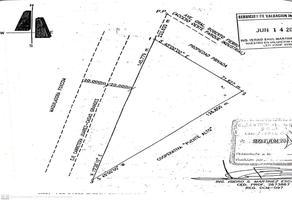 Foto de terreno habitacional en venta en eje de la carretera juarez-casas grandes (blvd, oscar flores) s/n , parque industrial zaragoza, juárez, chihuahua, 17286199 No. 01