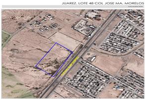 Foto de terreno comercial en venta en eje vial juan gabriel , josé maría morelos, juárez, chihuahua, 0 No. 01